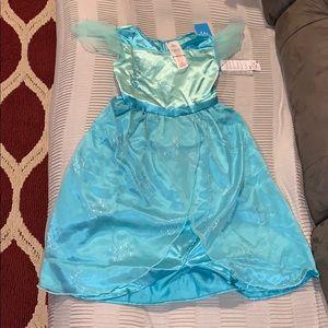 Little Mermaid Kids sleeping Dress